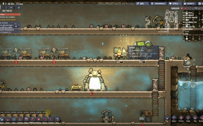 Гайд Oxygen Not Included