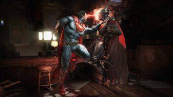 Injustice 2 как быстро повысить уровень персонажей