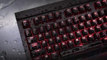 клавиатура Corsair K68