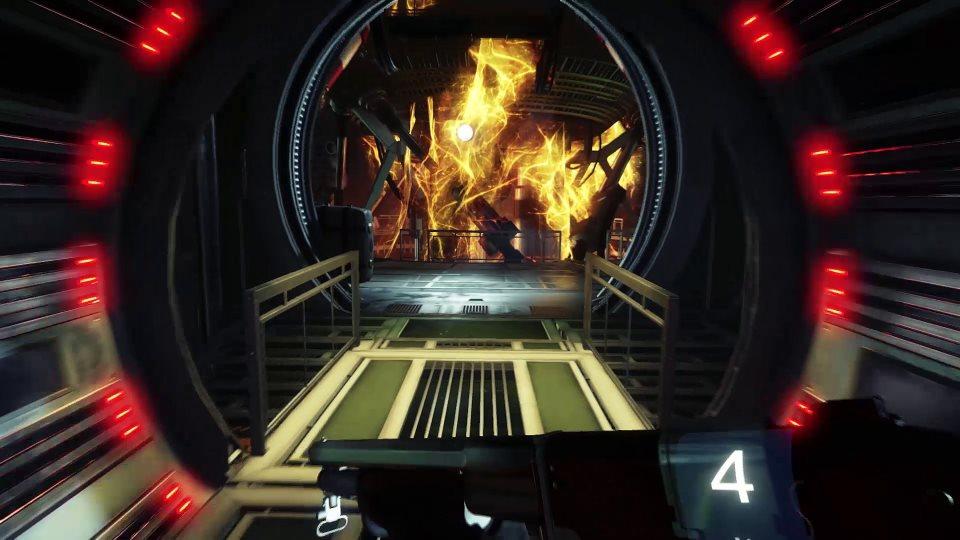 реакторная комната
