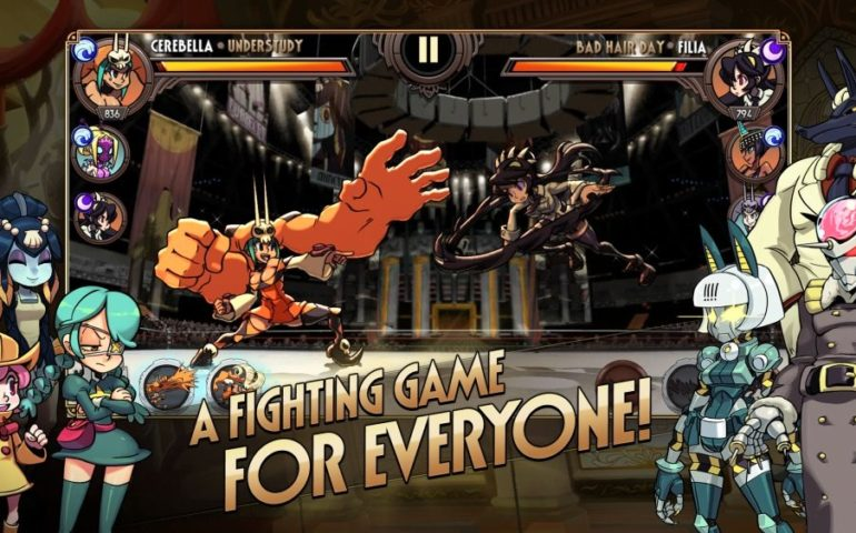 Skullgirls Mobile гайд