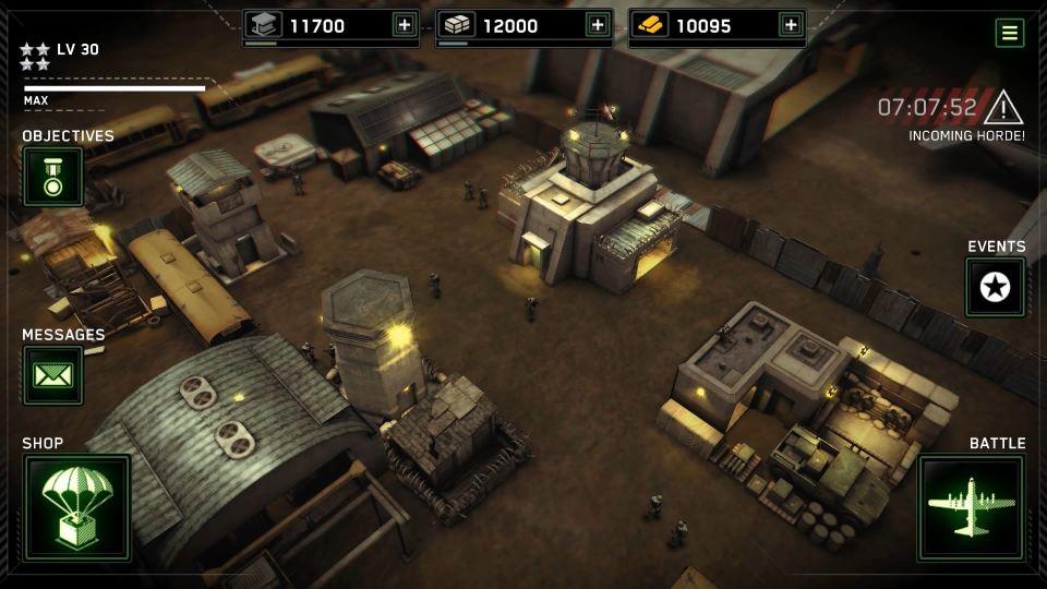 Zombie Gunship Survival база