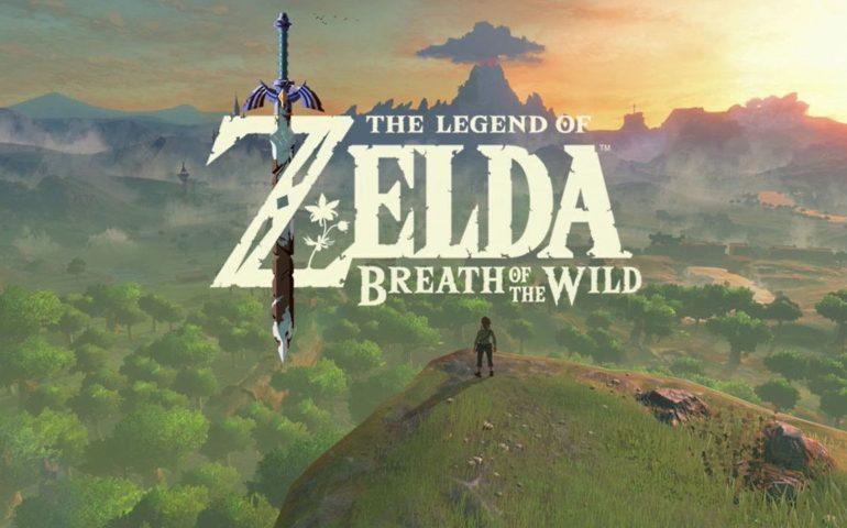 Breath of the Wild предметы