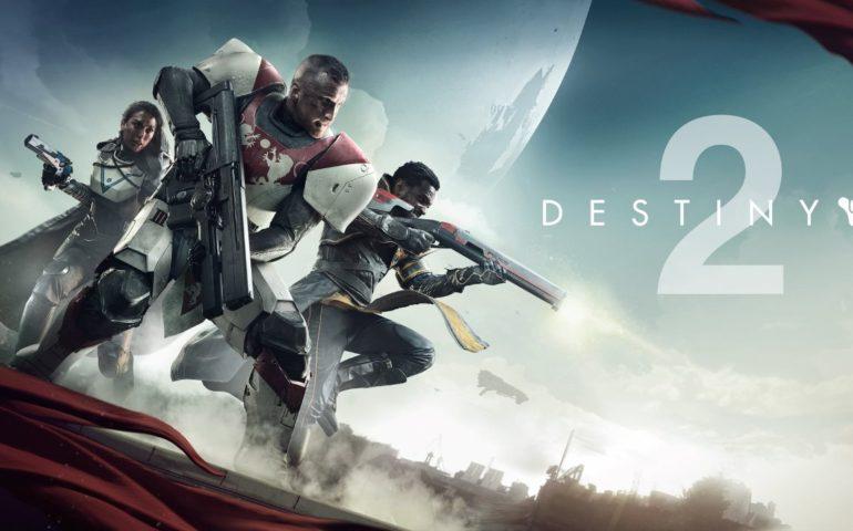 Destiny 2 прохождение