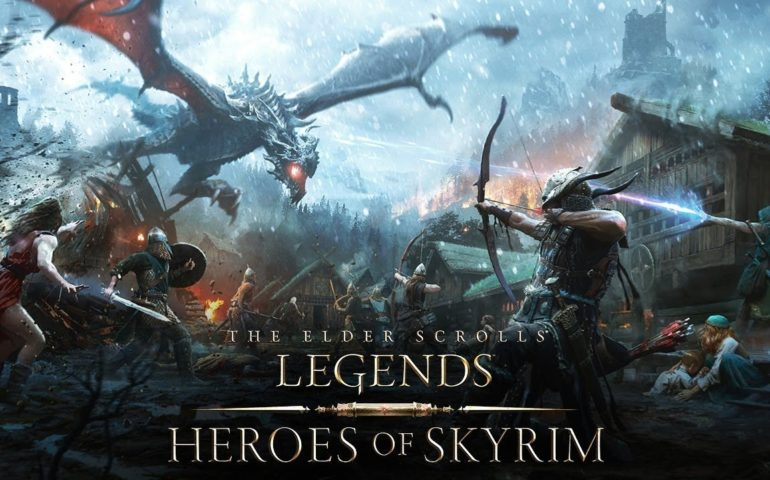 Elder Scrolls: Legends Heroes of Skyrim советы