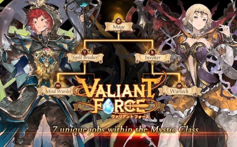 Valiant Force гайд