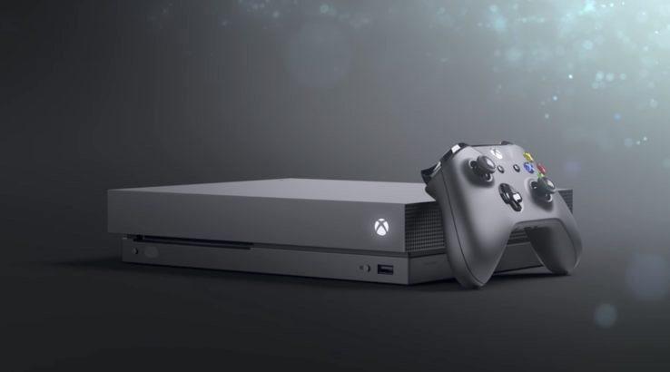 Xbox One X новости