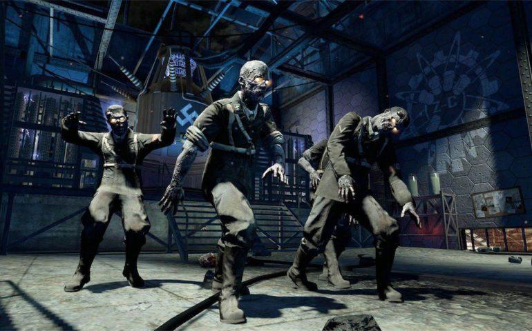 Call of Duty WW2 Zombies Mode