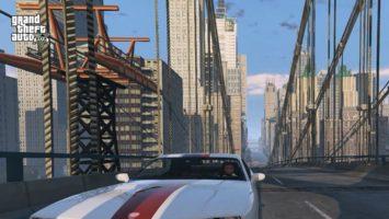 Grand Theft Auto 5 мод Liberty City