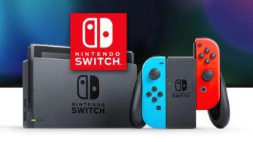 Nintendo Switch новости