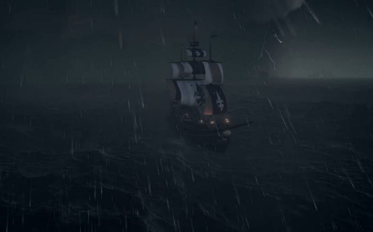 Трейлер Sea of Thieves