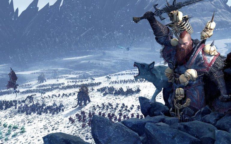Гайд Total War Warhammer Norsca DLC — лучшие технологии и боги хаоса