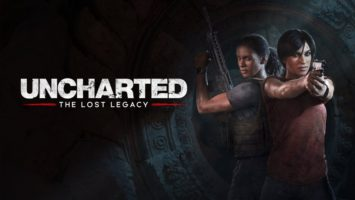 Uncharted: The Lost Legacy — прохождение первой главы