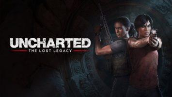 Uncharted: The Lost Legacy — прохождение первой главы