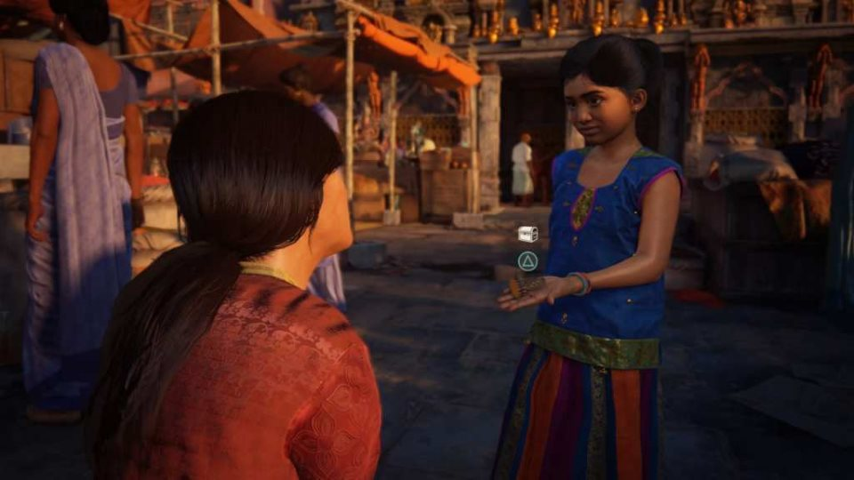Uncharted: The Lost Legacy советы