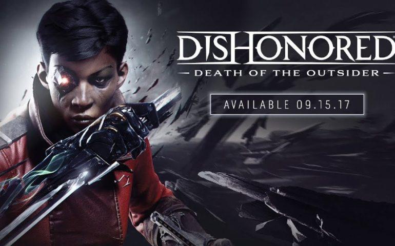 Dishonored: Death Of The Outsider — прохождение Миссии 3 «Ограбление банка»