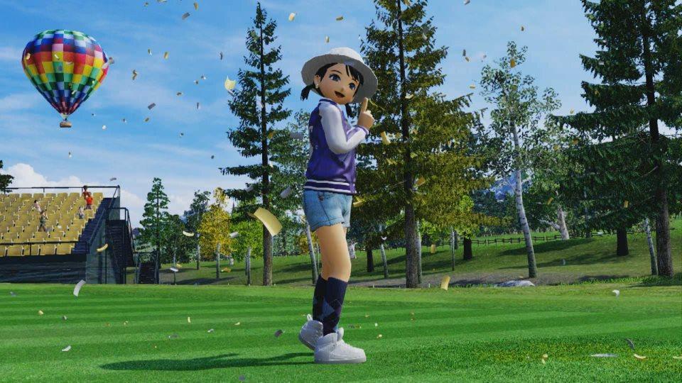 Гайд Everybody's Golf — Как играть профессионально?