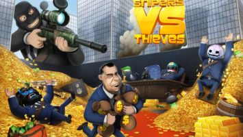Читы Snipers vs Thieves — советы и гайд по стратегии