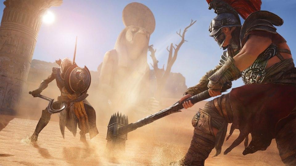 Превью Assassins Creed Origins: возвращение после паузы