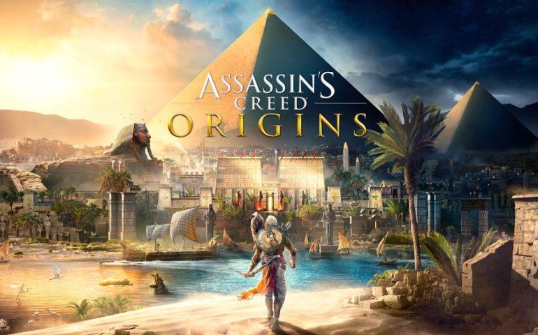 Прохождение Assassins Creed: Origins – первые миссии в пригороде Александрии