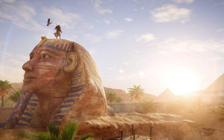 Прохождение Assassins Creed: Origins – окончание разлуки