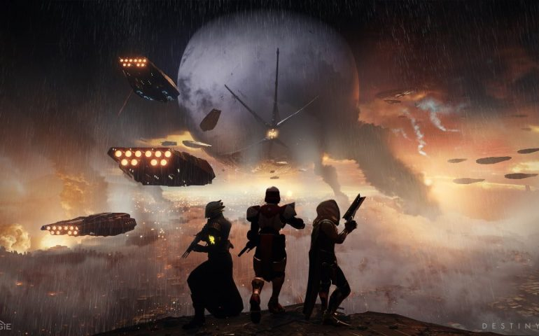 Как найти сундуки в рейде Левиафана в Destiny 2, часть 2