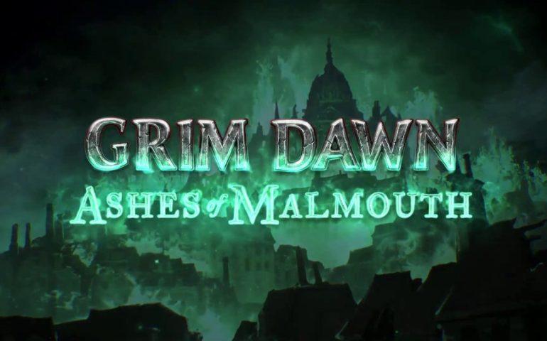 Grim Dawn: Ashes Of Malmouth — создание Инквизитора