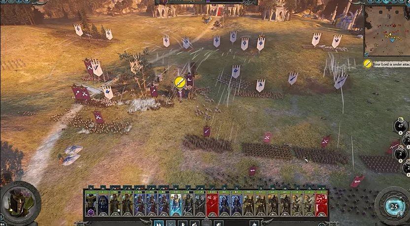 гайд Total War: Warhammer 2
