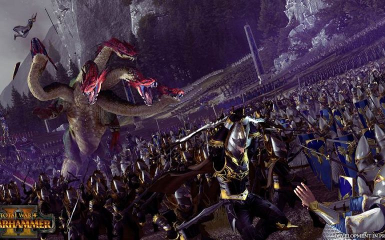 Total War: Warhammer 2 — Руководство по фракции Темные эльфы