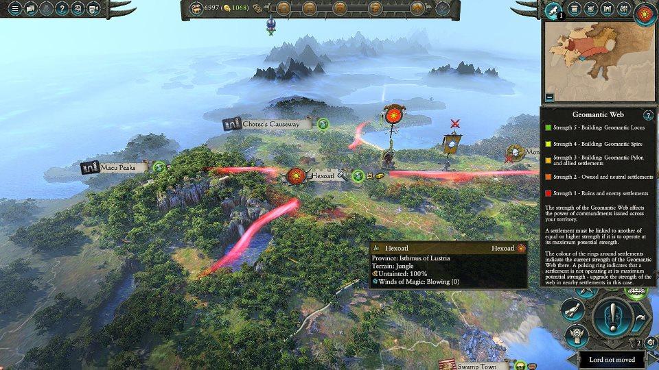 Гайд Total War: Warhammer 2 — Руководство по фракции Ящеролюдов