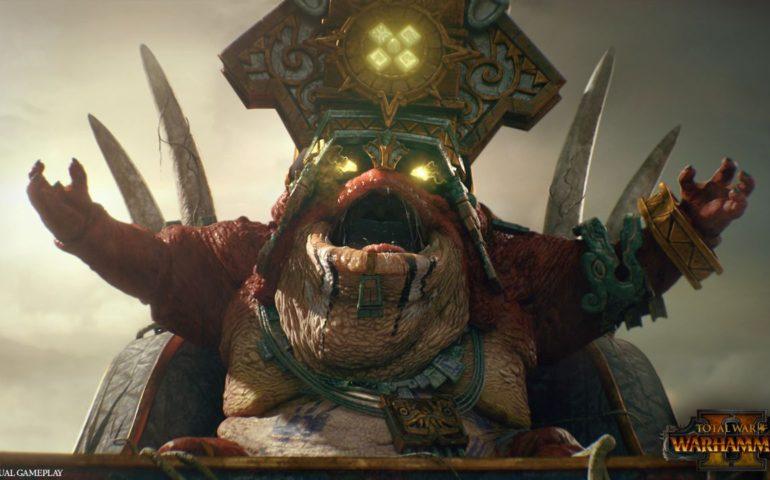 Total War: Warhammer 2 — Руководство по фракции Ящеролюдов