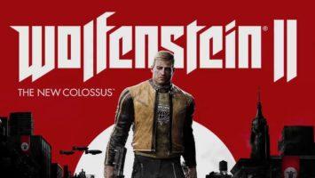 Прохождение Wolfenstein II: The New Colossus – Начало игры (#1)