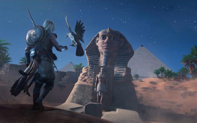 Прохождение Assassins Creed: Origins – первая встреча с Клеопатрой