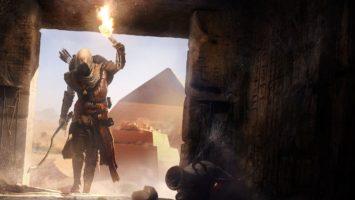 Прохождение Assasssins Creed: Origins – исследование Пирамиды Хеопса (#10)