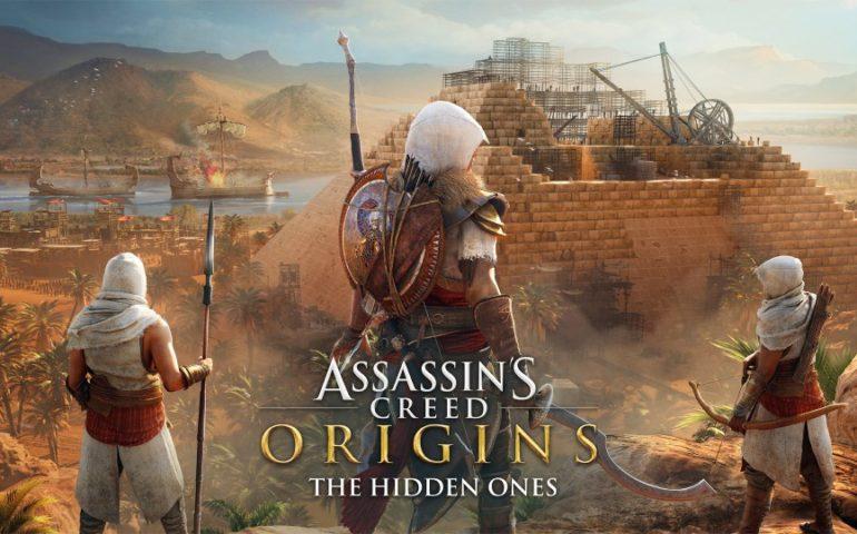 Прохождение Assassins Creed: Origins – предательство Клеопатры (#20)