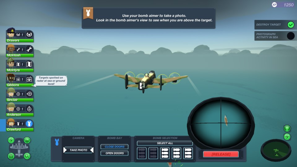 Гайд Bomber Crew — руководство по началу работы