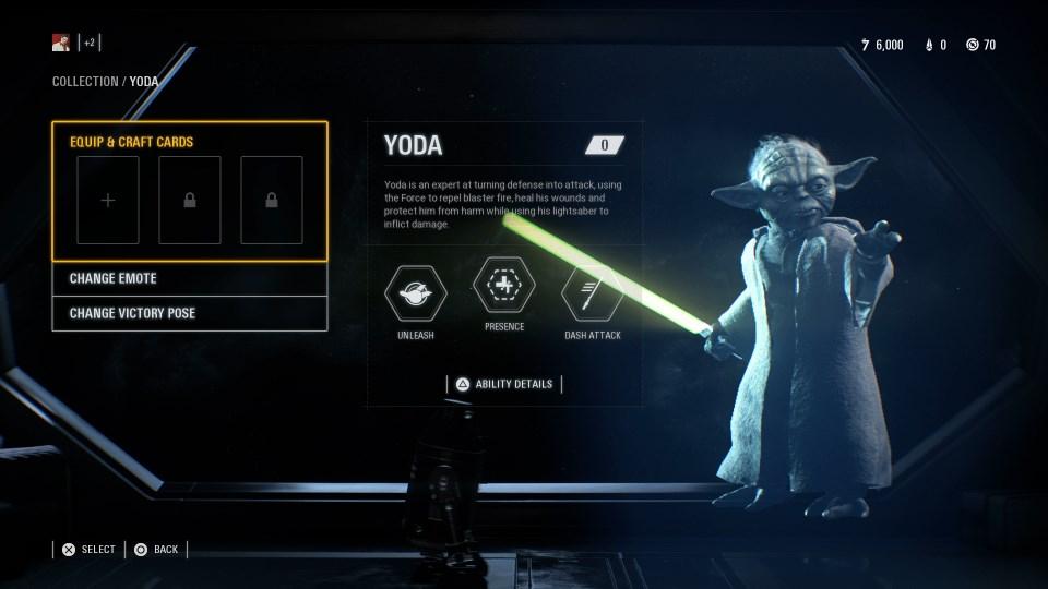 Гайд Star Wars Battlefront 2 - Йода