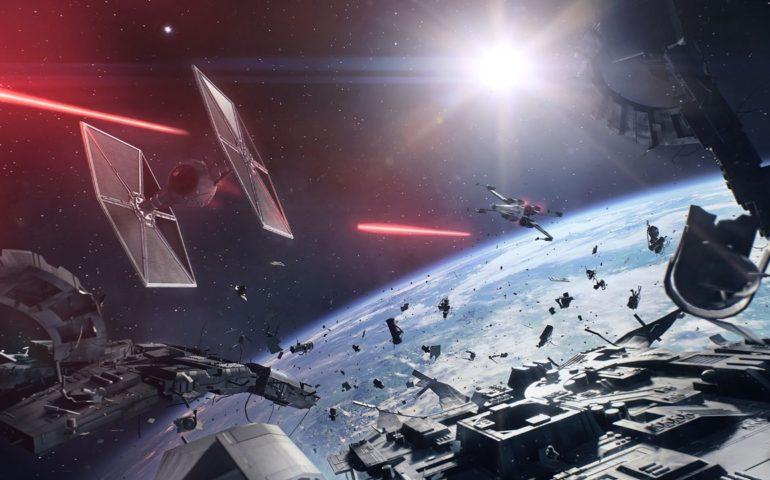 Star Wars Battlefront 2 – Режим Галактическое нападение