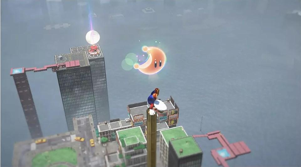 Гайд Super Mario Odyssey — советы по поиску Power Moons