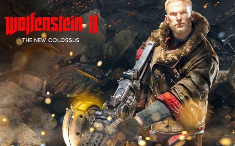 Прохождение Wolfenstein 2: The New Colossus – зачистка отсека «F» (#3)