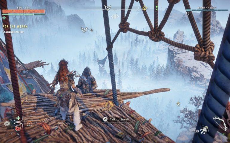 Советы Horizon Zero Dawn: The Frozen Wilds — расположение пигментов