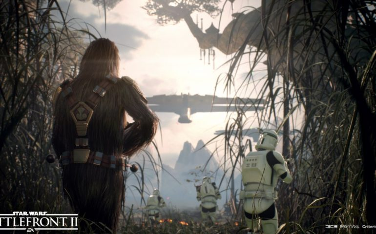 Star Wars Battlefront 2 — Режим Страйк