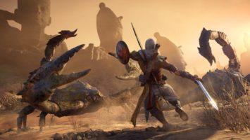 Прохождение Assassins Creed: Origins – неприятности от Флавия (#21)