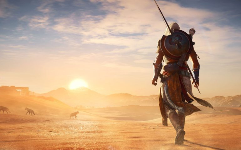 Прохождение Assassins Creed: Origins – финал игры (#23)