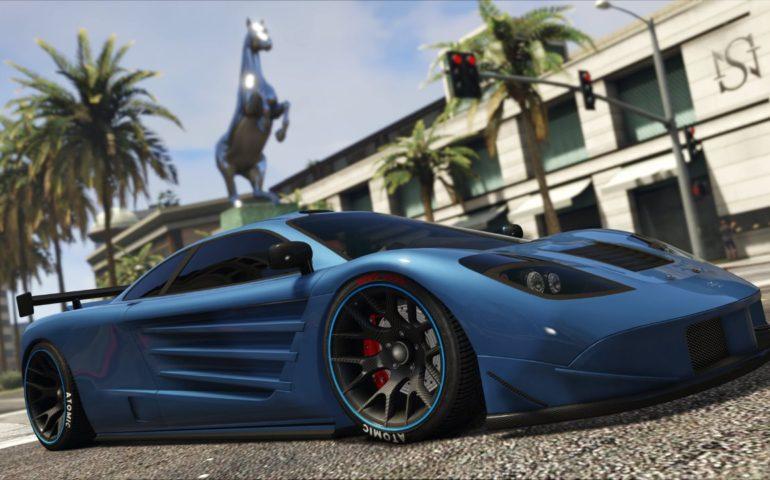 GTA Online: новый транспорт для Doomsday Heist DLC