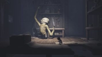 "Little Nightmares: The Hideaway DLC – достижение ""Ashes in the Maw"""