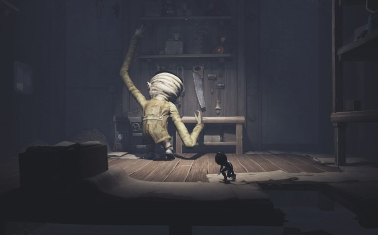 """Little Nightmares: The Hideaway DLC – достижение """"Ashes in the Maw"""""""