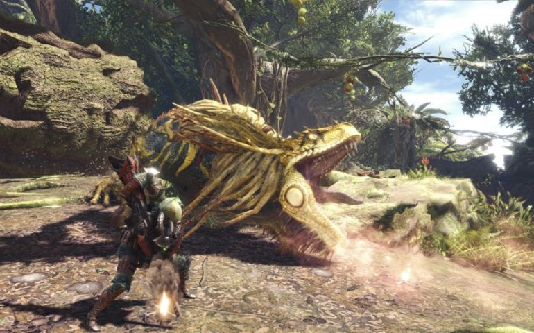 Monster Hunter World – Как убить Великих Джагров, лучшее оружие для использования