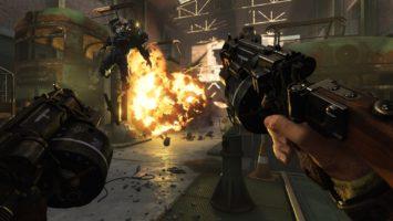 Wolfenstein 2 – Как выжить на уровне «Побег из зала суда»