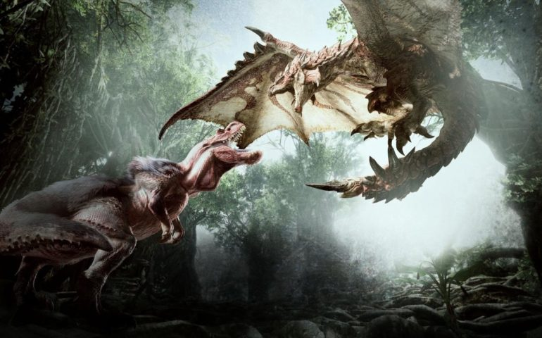 Monster Hunter World – все виды оружия, часть 2